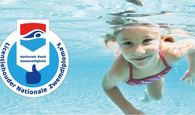 De Licentie Nationale Zwemdiploma's stimuleert de borging van veiligheid en kwaliteit van leren zwemmen.