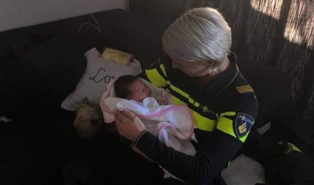 foto politie haringvliet district rijnmond zuid west