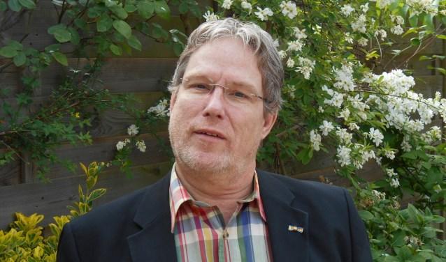 Alfred Blokhuizen praat niet meer mee over de veranderingen bij Voorne Putten Werkt.
