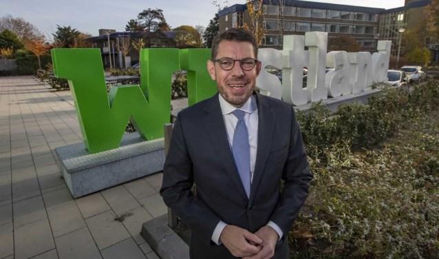 Op dinsdag 18 december vindt de installatie plaats van Bouke Arends als burgemeester van de gemeente Westland.