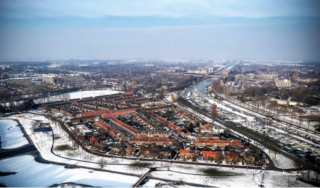 Ondanks kou is de Glaciswijk altijd een hartverwarmende buurt