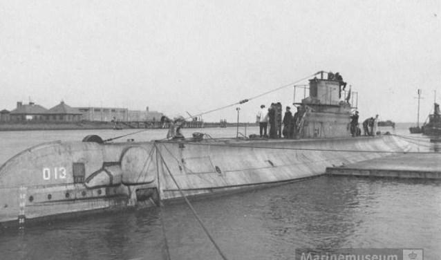 Hr. Ms. O13 is de laatste nog niet teruggevonden Nederlandse onderzeeboot. Sinds juni 1940 ligt het ergens op de bodem van de Noordzee.