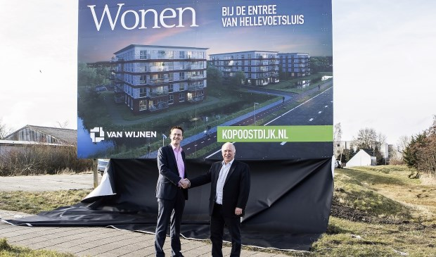 Op dit moment werkt Van Wijnen Projectontwikkeling West aan de laatste zaken voor de verkoopdocumentatie