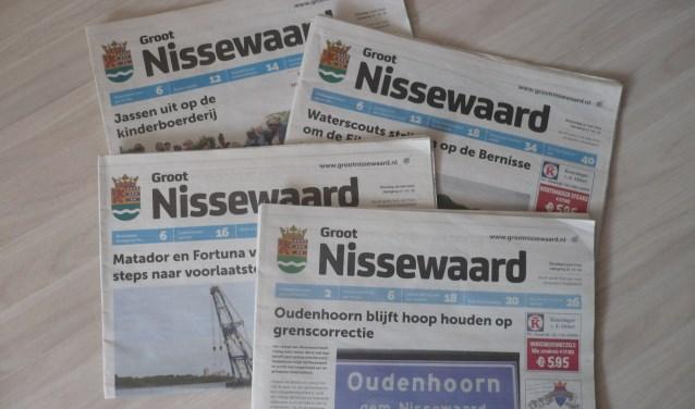 Wil jij meewerken aan de best gelezen huis-aan-huis krant?