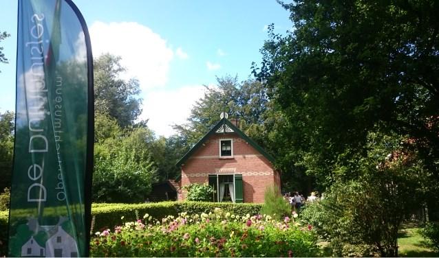 Openluchtmuseum De Duinhuisjes omvat vier historische duinhuisjes