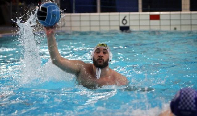 De waterpoloërs van De Kempvis kunnen aanstaande zaterdag bij WZK in Wassenaar de kampioensvlag op top hijsen.