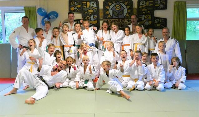 De judoka's van JC Ichikan hielden vorige week een zeer geslaagd judokamp bij het Samuel Naardenhuis in Oostvoorne.