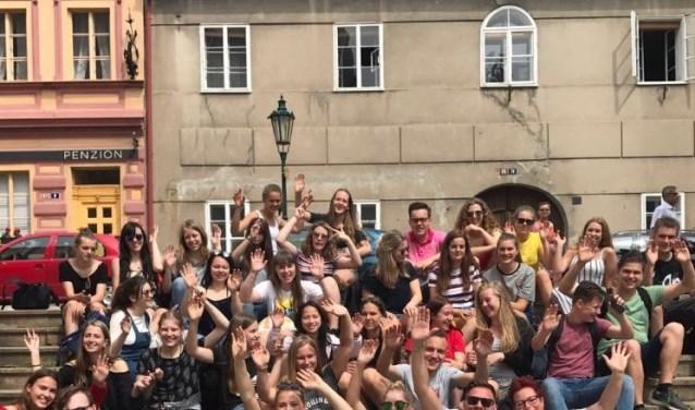Het was een fantastische week voor de leerlingen!