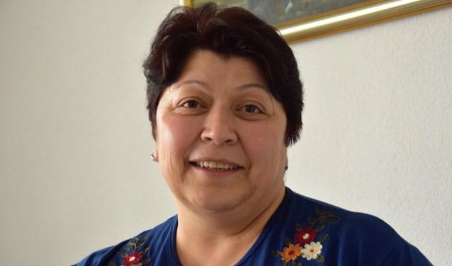 De eerste Turkse vrouw in de gemeenteraad van Hellevoetsluis...