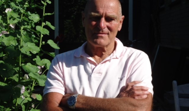 Frans van Es was als een van de mannen van het eerste uur bij Voorne Atletiek onder meer jeugdtrainer en bestuurslid.