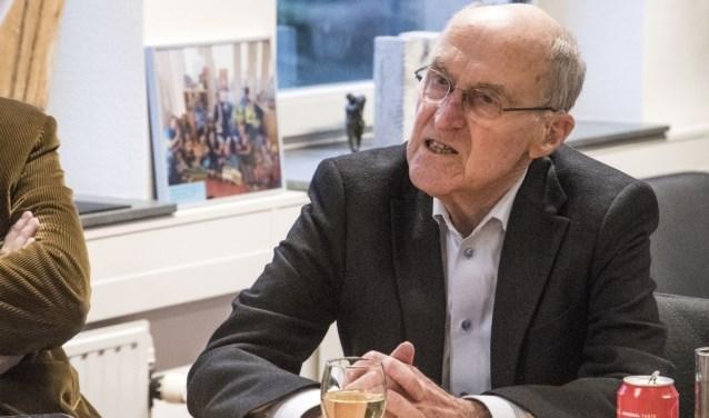 Nol Freijsen is de auteur van 'Van Pietersdijk tot Wolvenpolder' (Archieffoto: Jos Uijtdehaage)