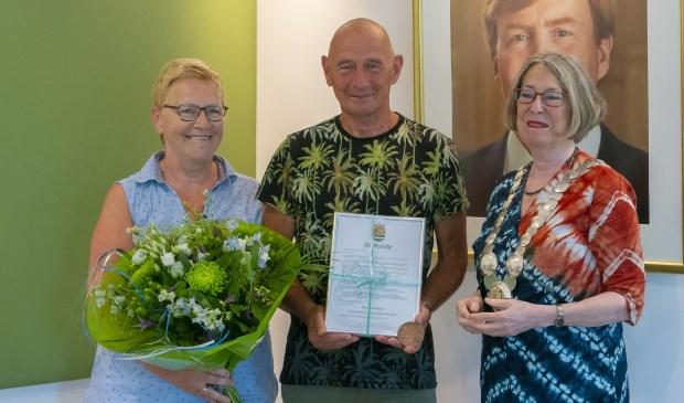 Roeland Meier zette zich ruim 30 jaar in voor 'Altijd Vrolijk Doorgaan'.