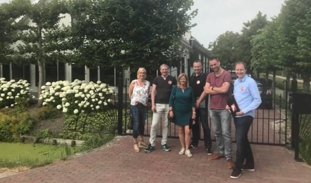 In Geervliet werd met bewoners gesproken.