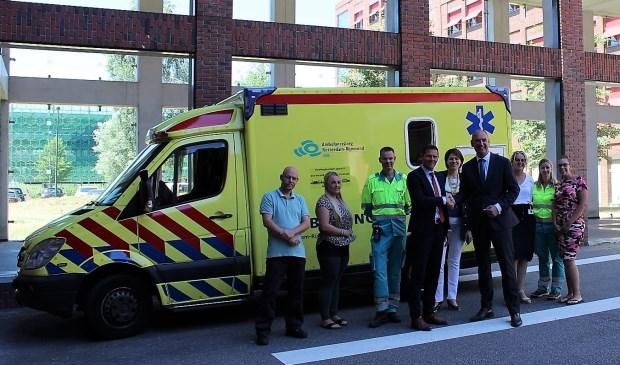 Maasstad ziekenhuis en ambulance zorg rotterdam rijnmond verkorten
