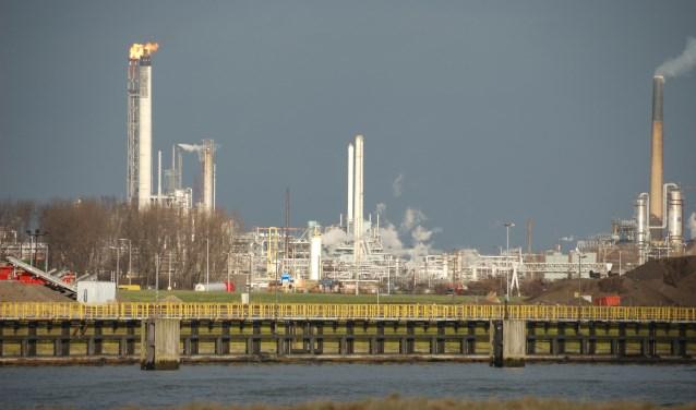 Het Botlekgebied is een belangrijk onderdeel van de regio Groot Rijnmond.