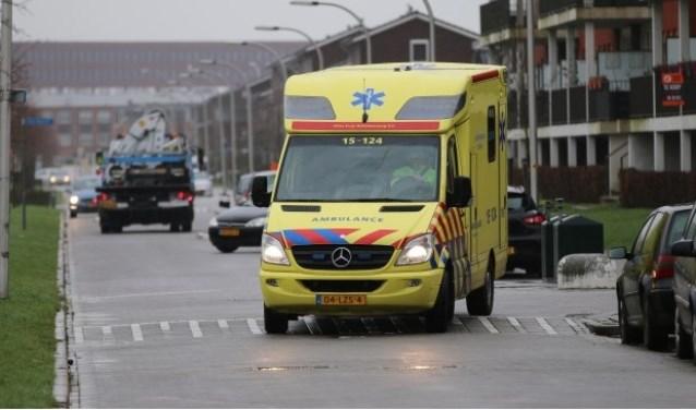 Aanrijtijd ambulance: elke seconde telt
