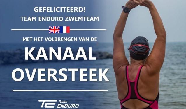 Een prachtige prestatie van zwemster Ingrid Machielse