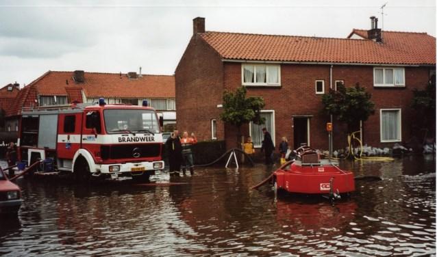 Brandweer De Lier geeft zaterdag acte de présence bij Museum De Timmerwerf. Foto: (PR)