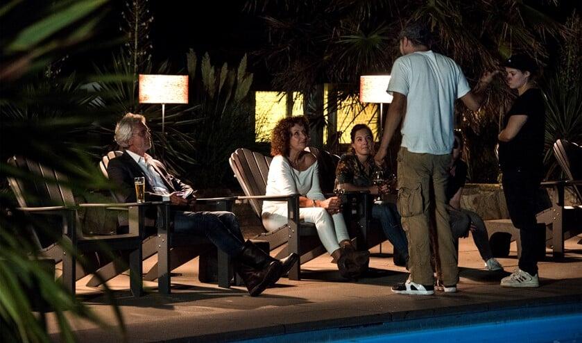 Er werden tot midden in de nacht scenes opgenomen (Foto: Jos Uijtdehaage)