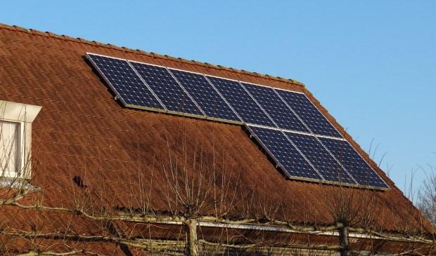 Waarde zonnepanelen mag niet meetellen in WOZ waarde