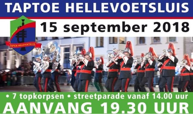 Let op: van 16.00 uur tot 17.00 uur verkeershinder tijdens de streetparade
