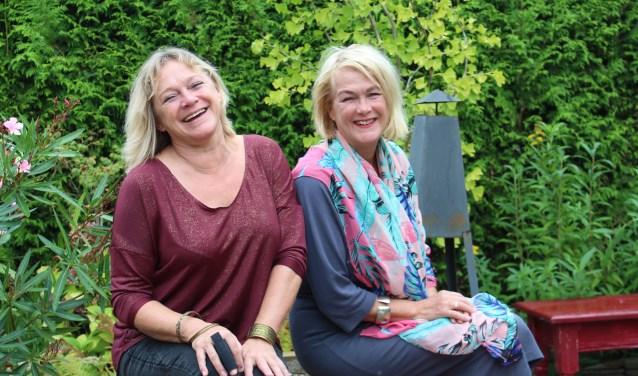 Annette Rietveld en Margaret van Rooijen roepen andere creatieve mensen op zich aan te melden