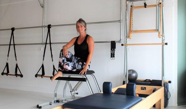 """""""Bij Pilates ben je constant in beweging; concentratie, inbeeldingsvermogen en focus zijn belangrijk."""""""