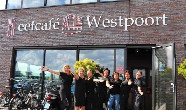 Het team van Eetcafé Westpoort. Foto: (PR)