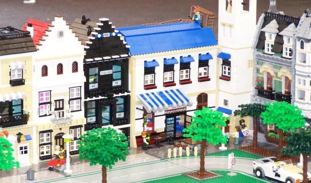 Maak met jouw creatie kans op vrijkaarten en een Lego pakket.