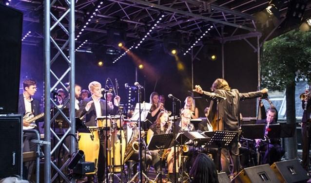 Komende zaterdag wordt het weer genieten op de Markt met het jaarlijkse Big Band Festival