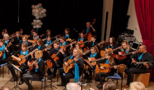 Zij geven les in mandoline en akoestische gitaar voor iedereen vanaf 8 jaar, dus ook volwassenen