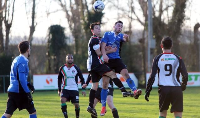 GHVV'13 hervatte de competitie zaterdag uitstekend met een zege op Den Bommel, 2-1.