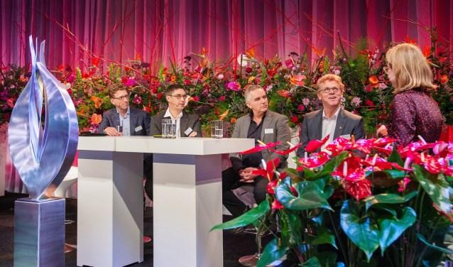 Anthura uit Bleiswijk is de winnaar geworden van de 33e editie van de Tuinbouw Ondernemersprijs.