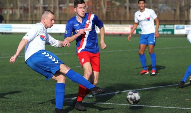 SC Botlek had zaterdag een gemakkelijke middag in het duel met Piershil. Het won met 6-0.