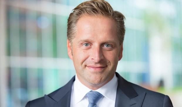 Hugo de Jonge, minister van Volksgezondheid, Welzijn en Sport en vicepremier.
