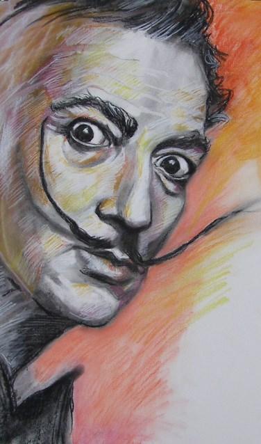 Niets is zo boeiend om te tekenen als het menselijk gezicht.