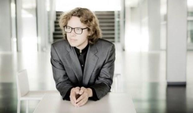 Hannes Minnaar pianist Photo: Marco Borggreve
