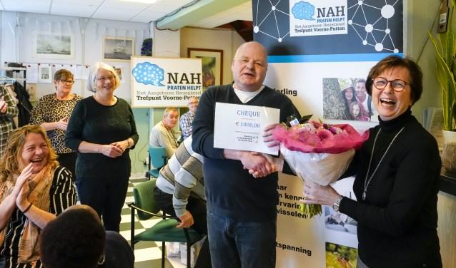 De donatie zal goed besteed worden. Foto: Foto-OK.nl