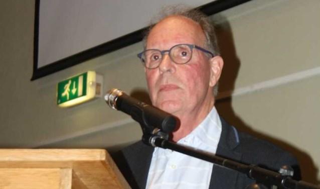 Jan Maat, de nieuwe voorzitter van het Genootschap Oud-Westland.