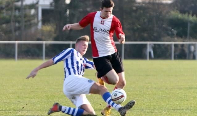 Abbenbroek was zaterdag de betere in het duel met streekgenoot Zwartewaal en won met 3-1.