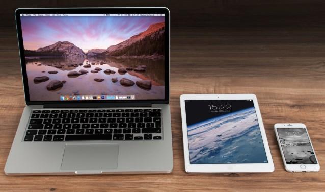 Om handiger te worden met Internet organiseert Bibliotheek Zuid-Hollandse Delta regelmatig cursussen voor de laptop en tablet.