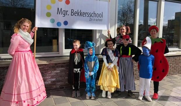 Foto: Mgr. Bekkersschool © GrootNissewaard.nl