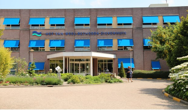 Het Van Weel Bethesda ziekenhuis in Dirksland