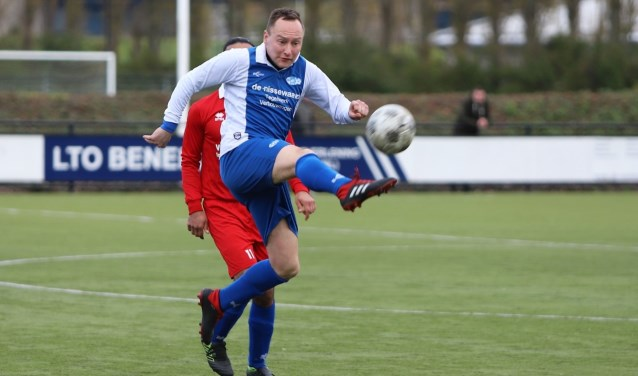 SCO'63 won zaterdag op sportpark Oostbroek van Zinkwegse Boys. Het werd 4-1 voor de Spijkenissers.