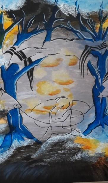 Expositie Sebanjah Met Joodse Roots In De Sjoel Brielsnieuwslandnl