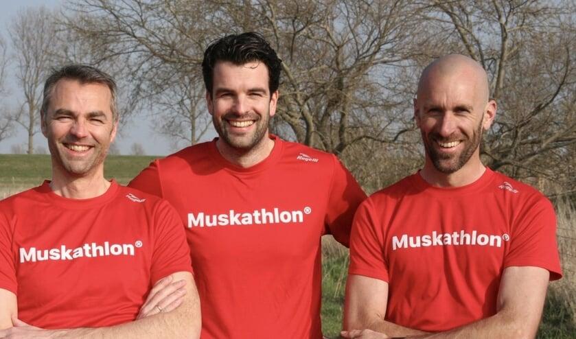 Remko Bal, Arco Melaard en Diederik van Putten gaan naar Tanzania om een Muskathlon (marathon) te lopen voor kindsponsor Compassion.