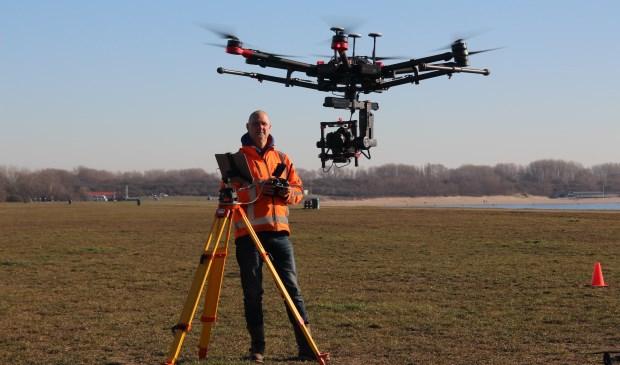 NLR eerste erkende vliegopleiding voor drones (RPAS)