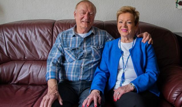 Arie en Sjaan vierden op maandag 8 april alweer hun zestigste trouwdag.  Foto: Sam Fish