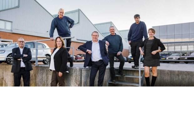 Het team van ABC Westland.