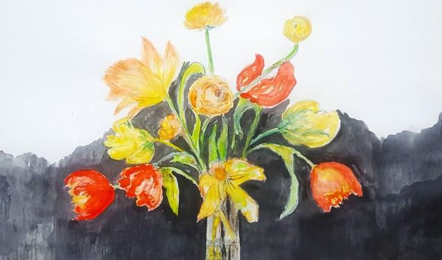 Jeannette Boekestijn - Springtime